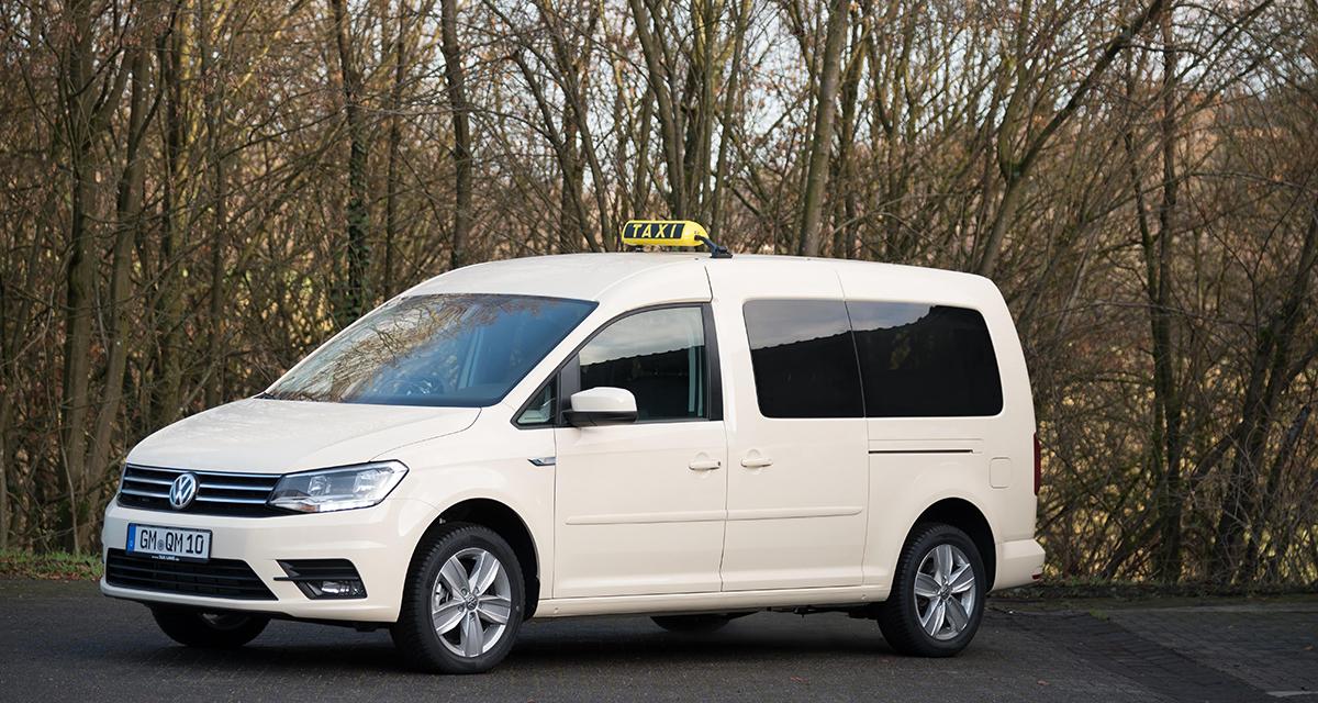 Fuhrpark Taxi Lang VW-Caddy
